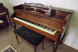 Haddorf Piano Restoration